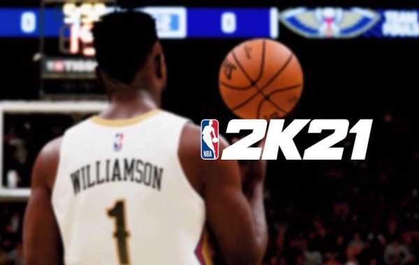 NBA 2K21 is a really good construct