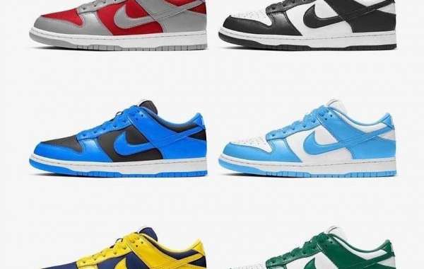 2020 Newness Nike Dunk Low Classic Shoes For Sale Online