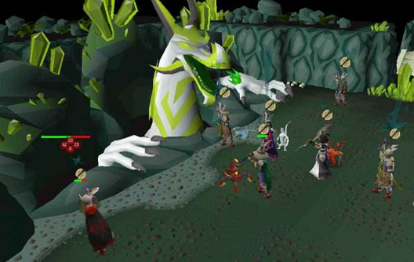 No longer will people claim RuneScape is just a lot of clicking