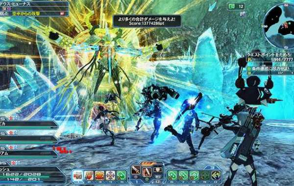 Phantasy Star Online 2 is a free-to-play Steam sport