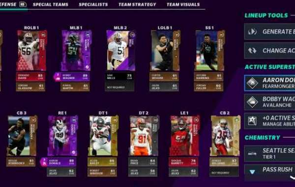 Introduction to MUT 21 Team of the Year Promotion