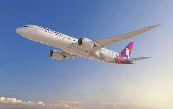 Hawaiian Airlines Flight Reservations Phone Number - +1-855-948-3805