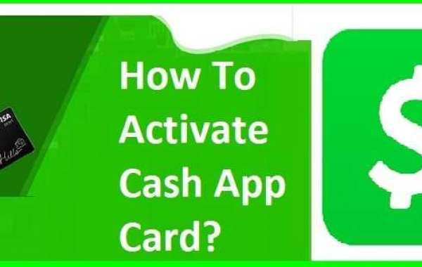 Two ways to activate cash app card