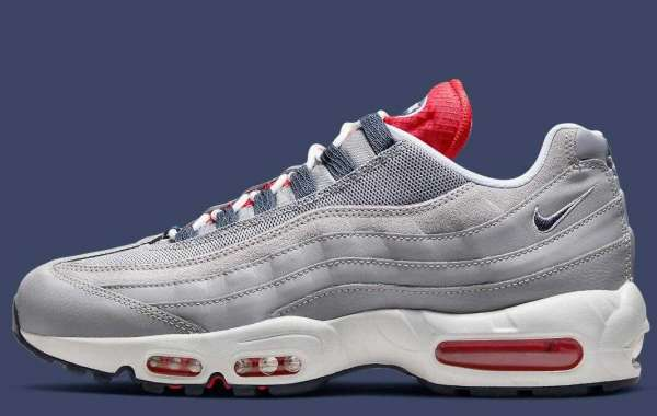 New England Patriots Fans Gonna Like This New Arriving Nike Air Max 95