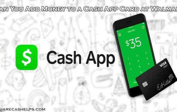 Can You Load a Cash App Card At Walmart?