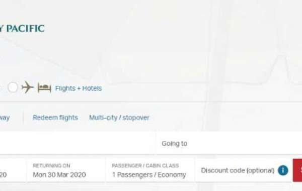 Cathay Pacific Reservations   Flight Booking