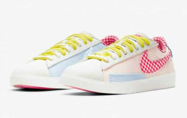 Pretty Running Shoes Nike Blazer Low LX Picnic Coming for Women